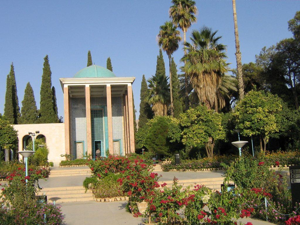 Sadi grob, Iran