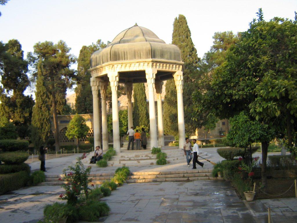 Hafiz grob, Iran