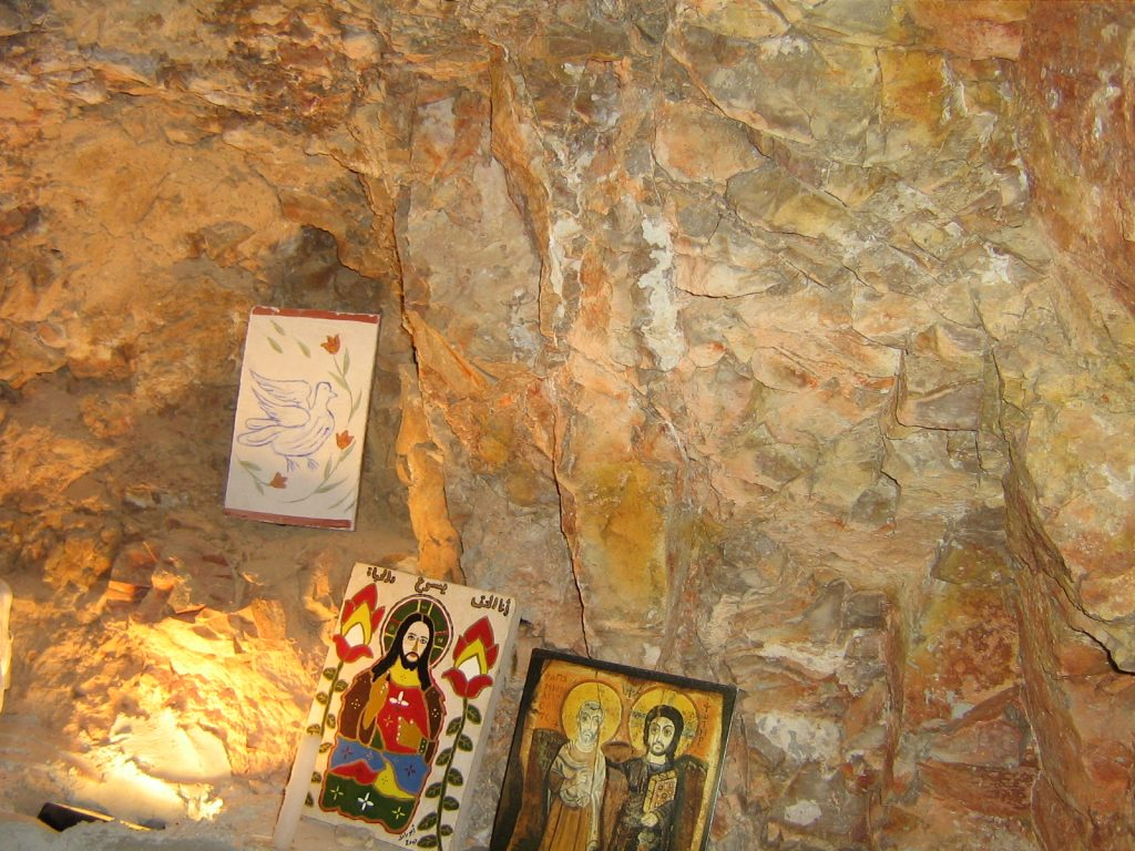 Manastir Deir Mar Musa, Sirija