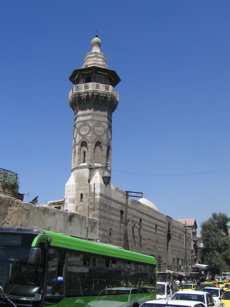 Damask Sirija