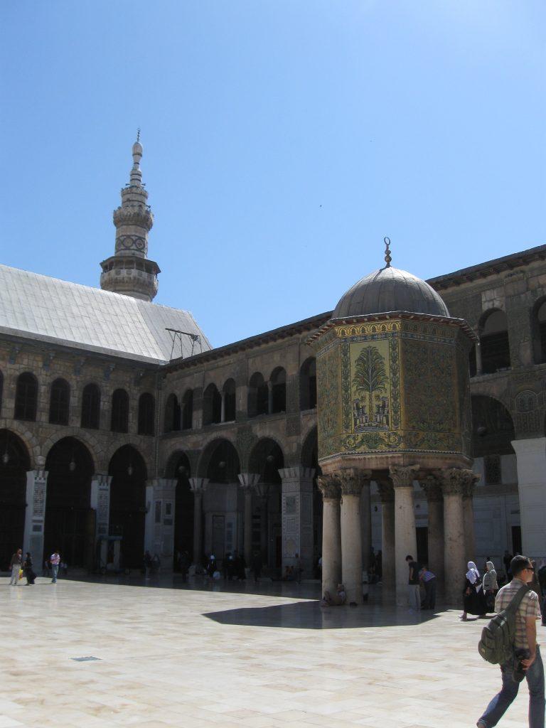 Damask, Sirija