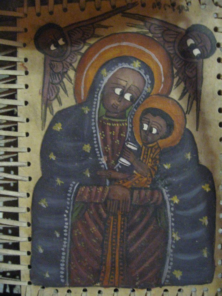 Crni Isus, Sirija